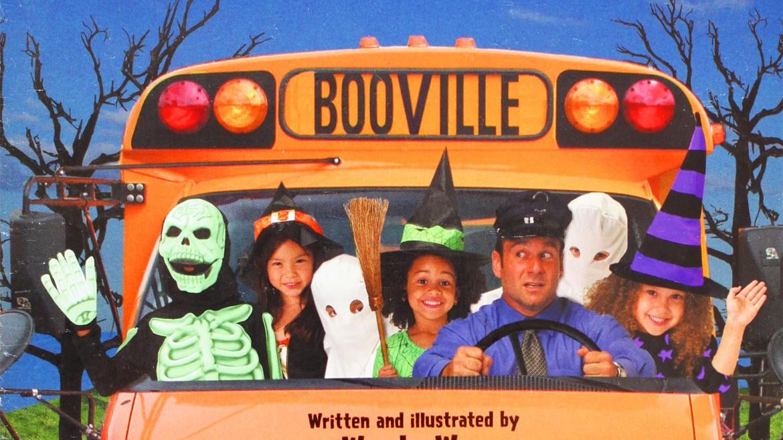 Хэллоуин-автобус с баром и музыкой от Busfor