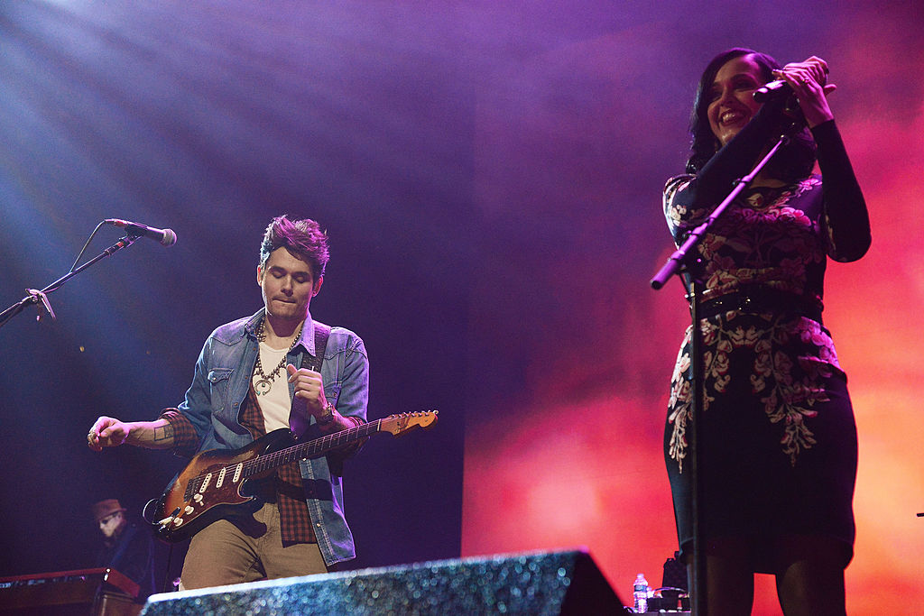John Mayer Performs At Barclays Center