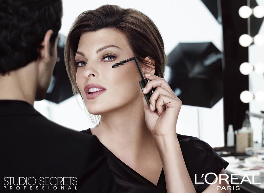 Модели лореаль фото по уши в работе девушка