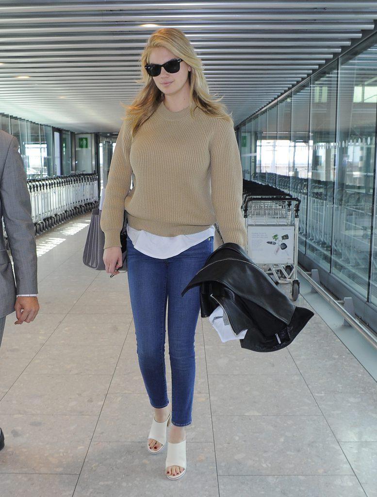 Модель и актриса Кейт Аптон, 23