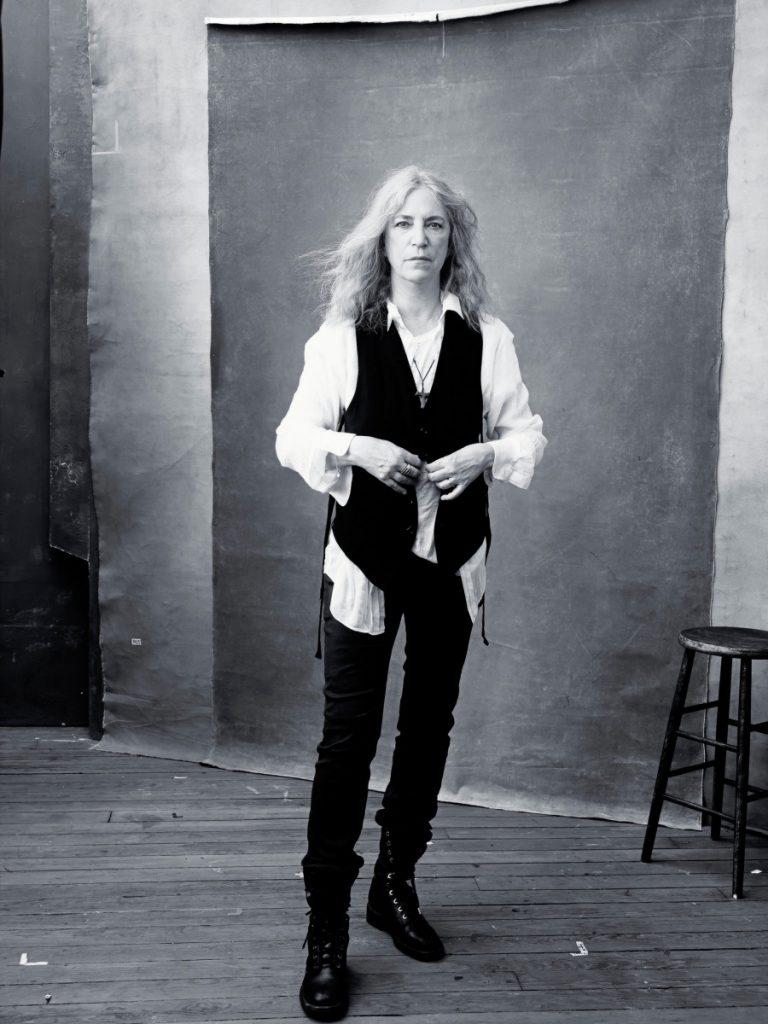 Ноябрь - Патти Смит - певица и поэтесса