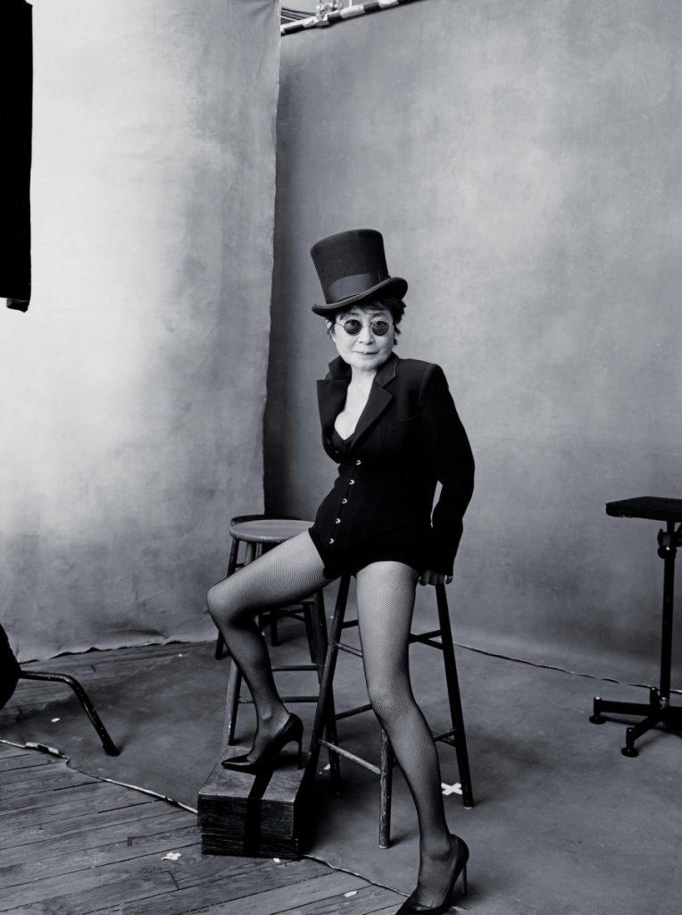Октябрь - Йоко Оно - японская авангардная художница, певица и деятель искусства