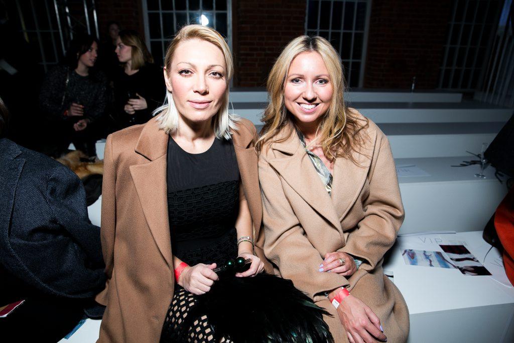 Аврора и Дарья Субботина