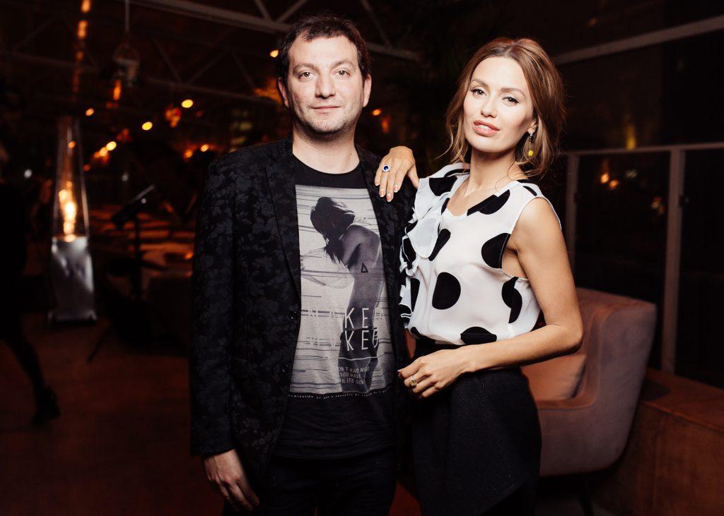 Илья Эстеров и Виктория Боня