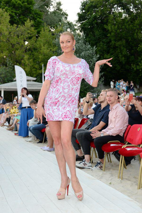 Балерина Анастасия Волочкова, 39