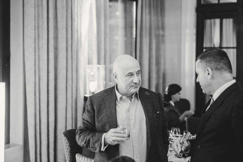 Марк Гарбер и Леонид Парфенов