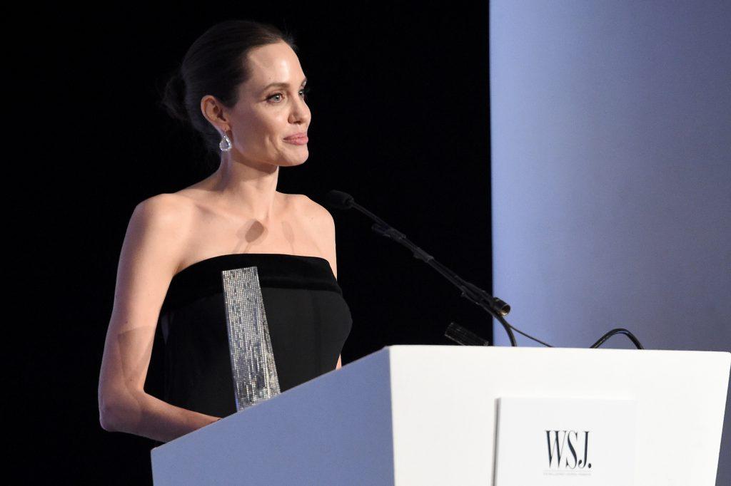 Андежлина Джоли