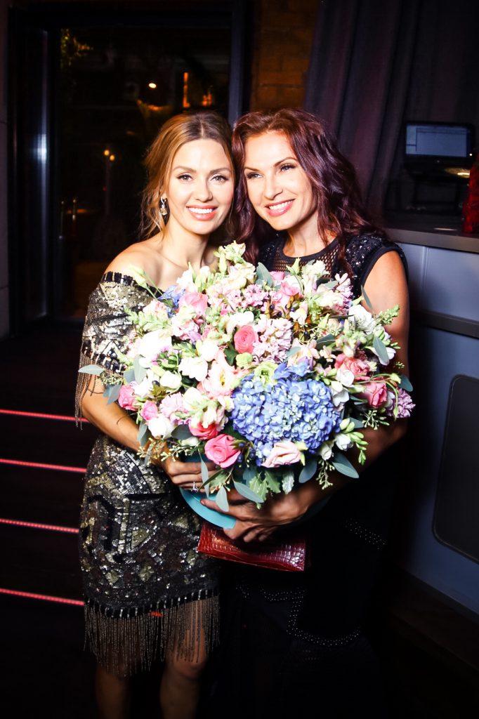 Виктория Боня и Эвелина Бледанс