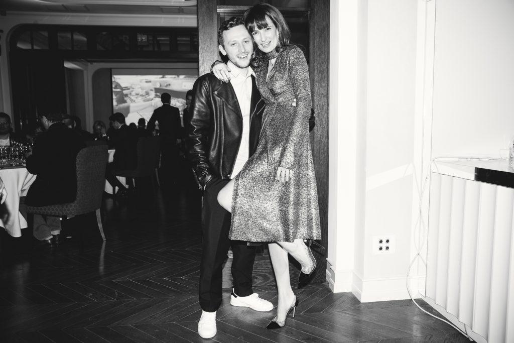Андрей Артемов и Снежана Георгиева