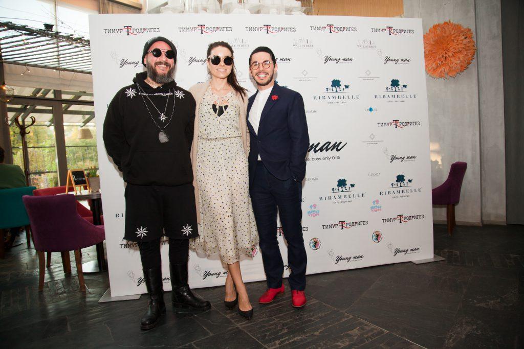 DJ List, Ирена Понарошку и Тимур Родригез