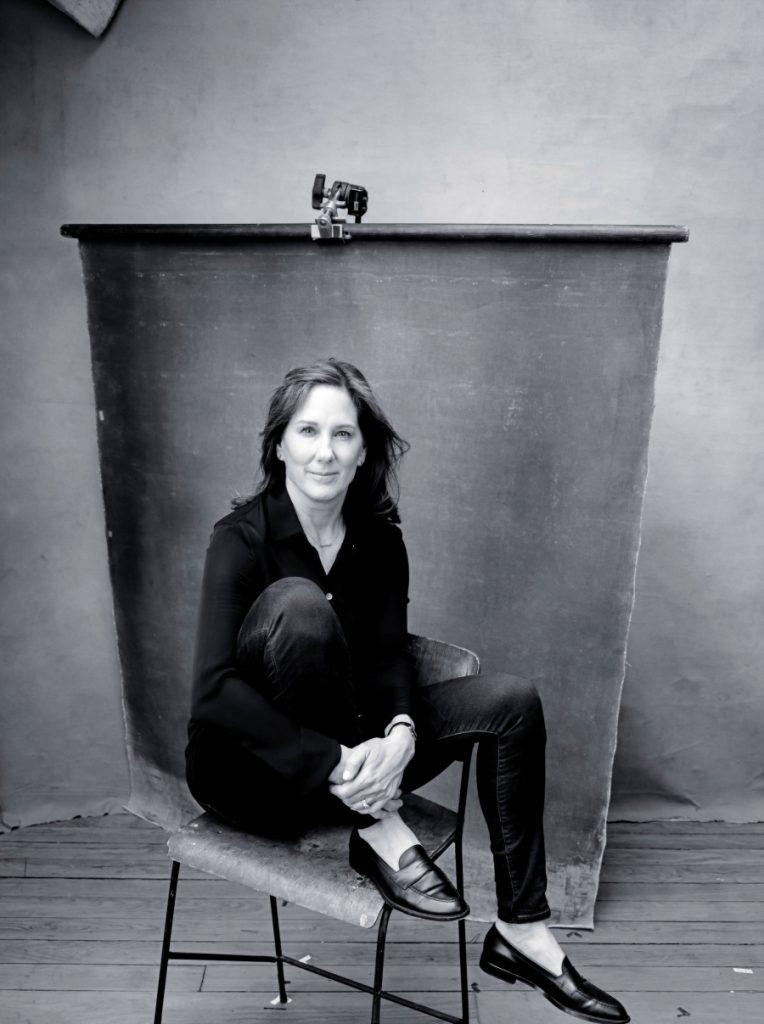 Февраль - Кэтлин Кеннеди - американский кинопродюсер, один из основателей Amblin Entertainment