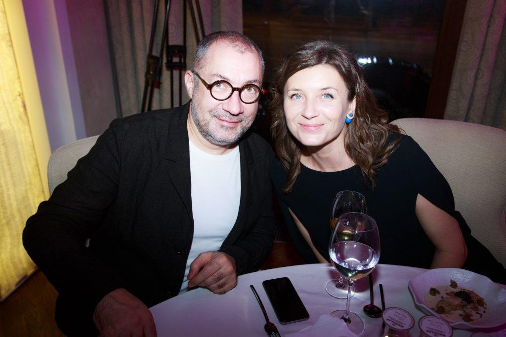 Вадим Ясногородский и Анита Гиговская