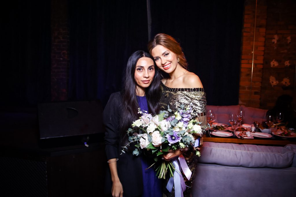 Маница Хашба и Виктория Боня