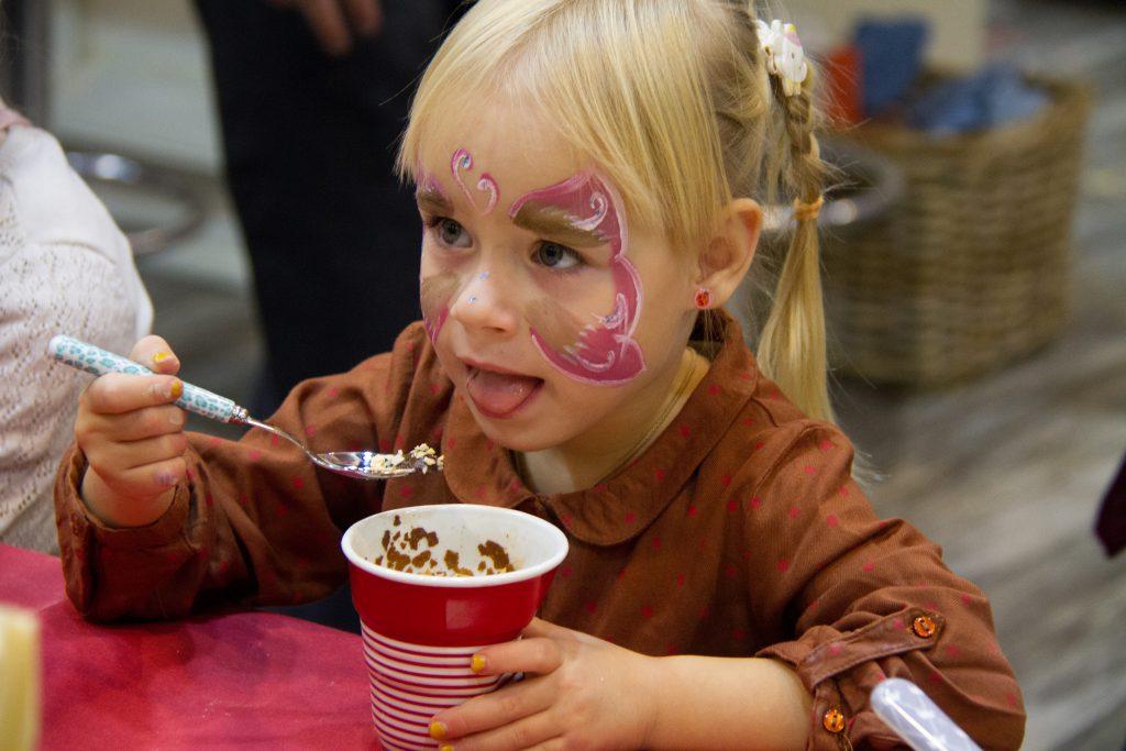 Вкусные десерты для детей