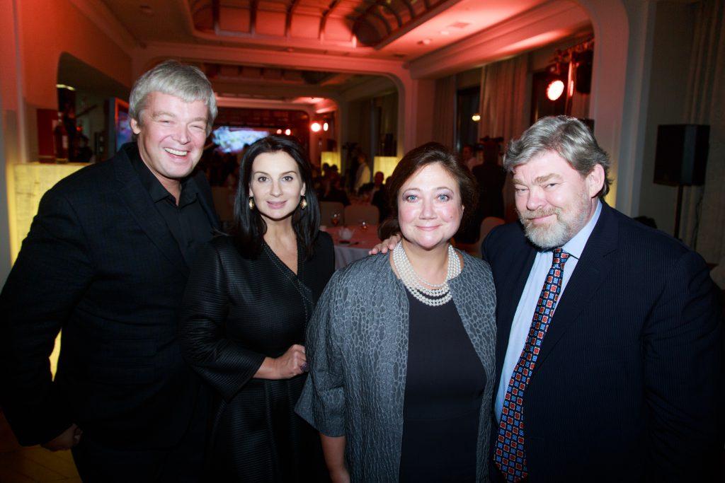 Александр и Екатерина Стриженовы, Елена и Константин Ремчуковы