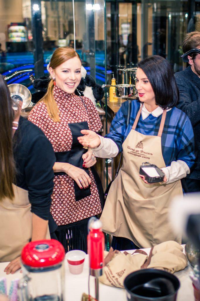 Наталья Подольская и Екатерина Стриженова