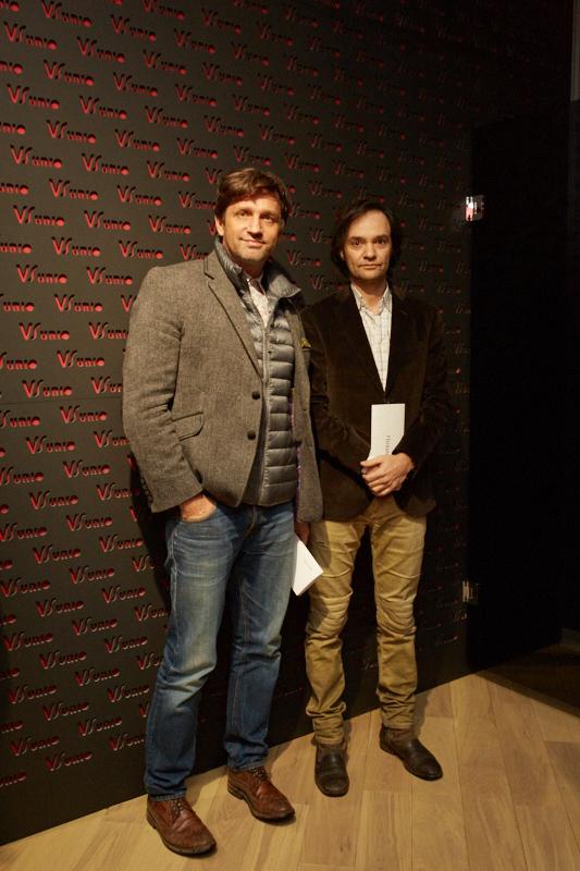 Илья Безуглый и Александр Маленков