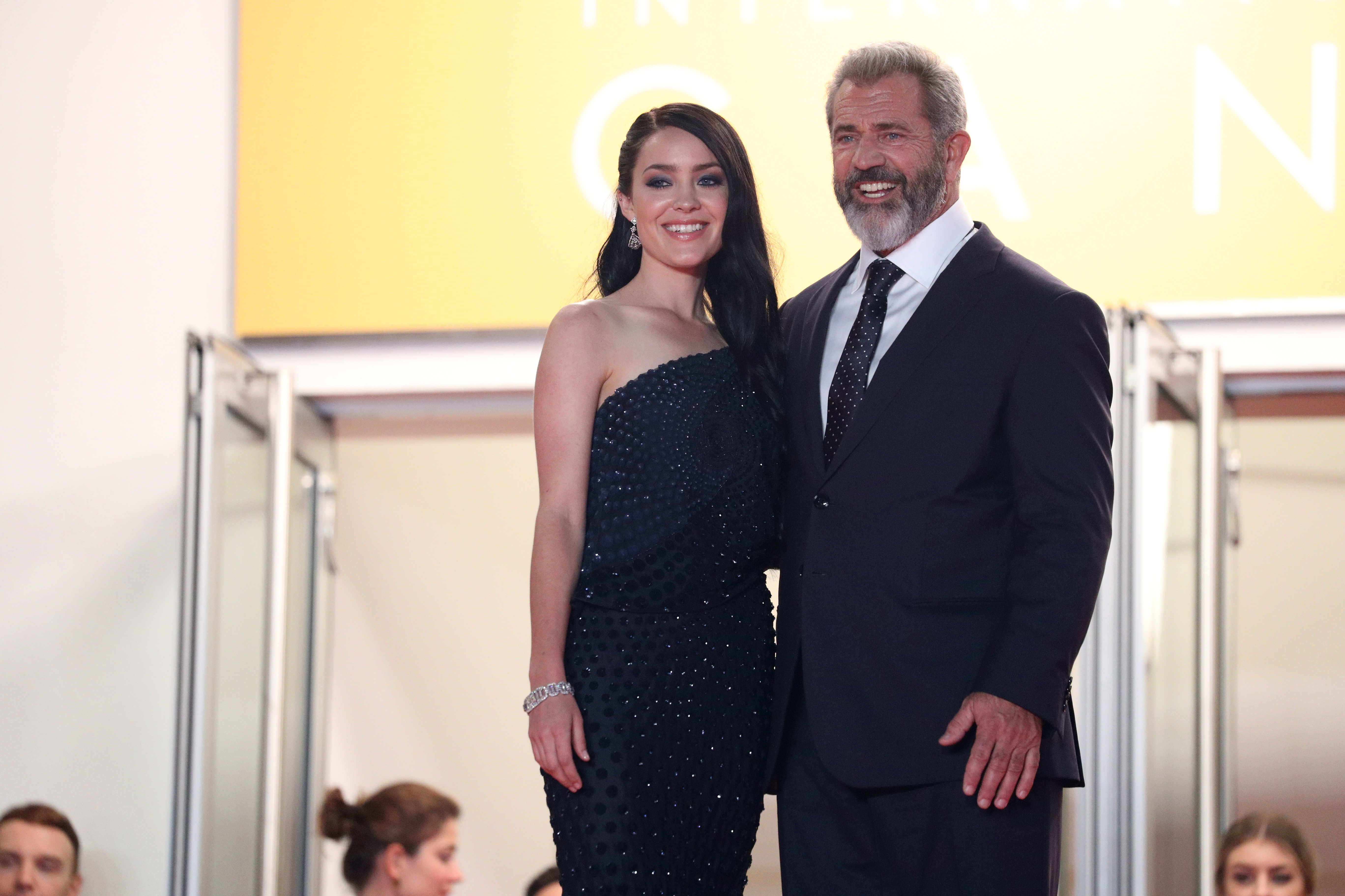 """""""Blood Father"""" - Red Carpet Arrivals - The 69th Annual Cannes Film Festival"""