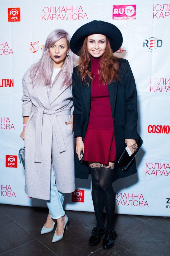 Лина Дембикова и Ляйсан Утяшева