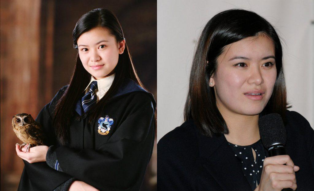 Кэти Льюинг (29) - Чжоу Чанг