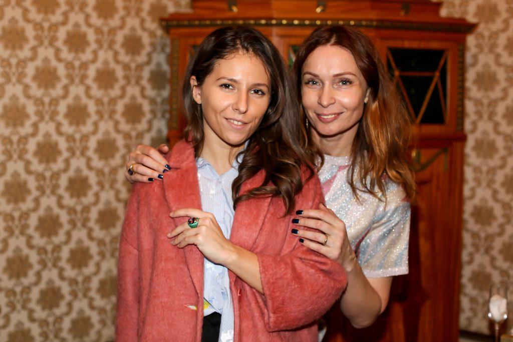 Мария Далакян и Евгения Попова