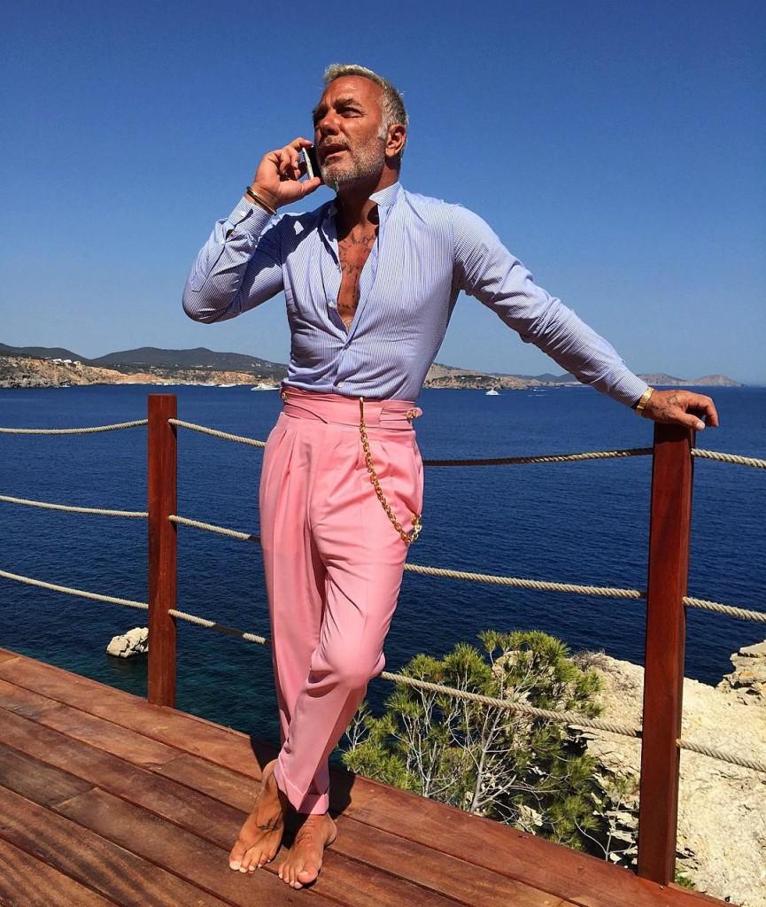 Джанлука миллионер из италии