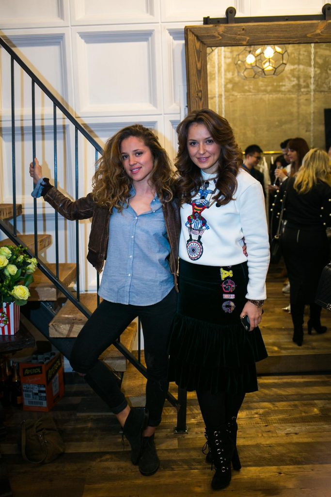 Маргарита Ливиева и Катя Добрякова