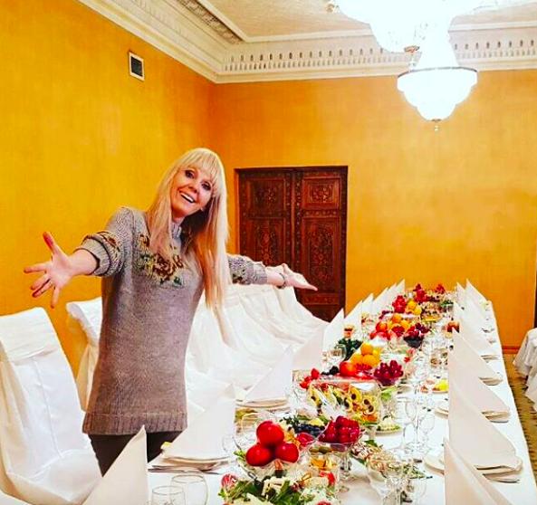 Валерия узнала, что такое гостеприимство по-ташкентски