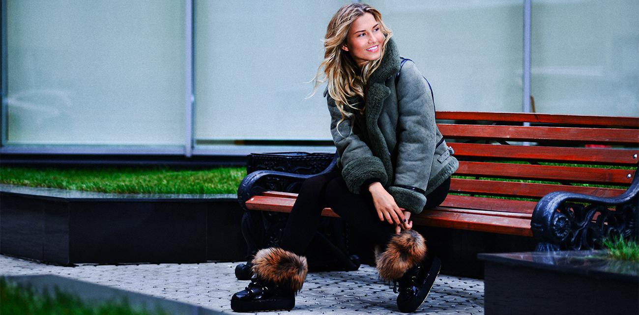 Советы it-girls: как красиво и тепло одеться зимой с Jog Dog