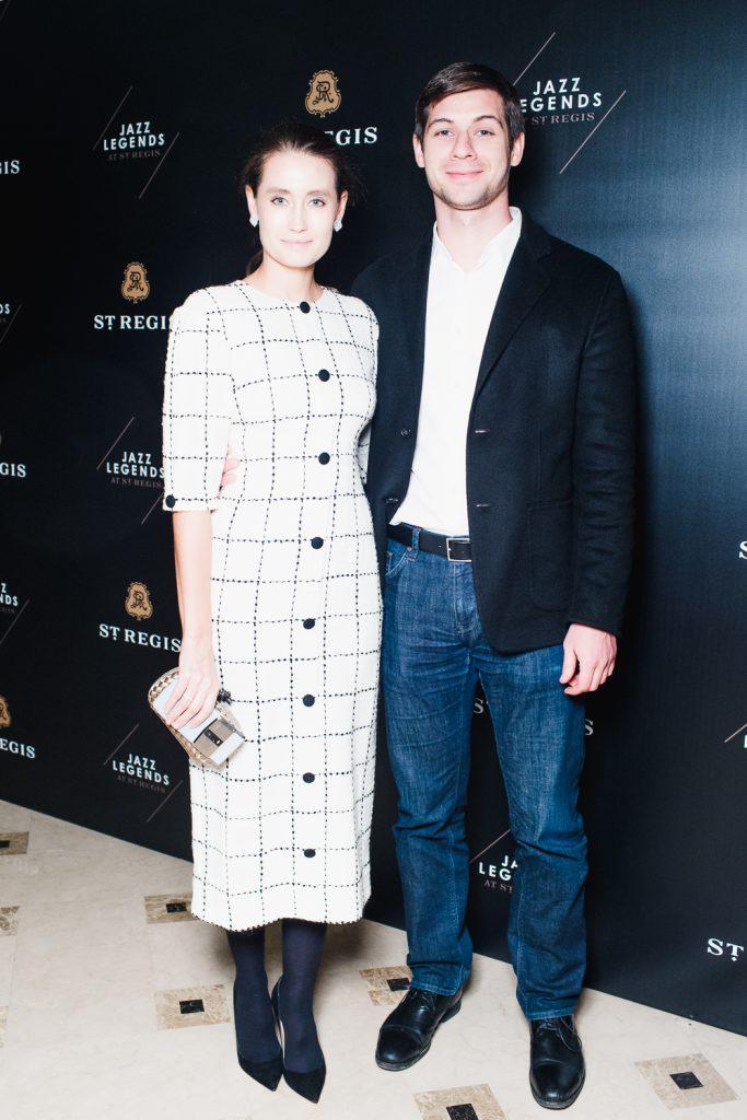 Ирина Курбатова и Даниил Данин