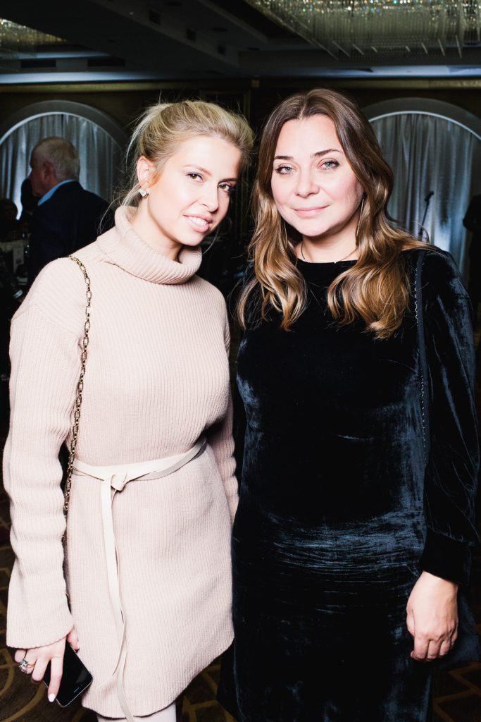 Мария Богданович и Наталья Лучанинова