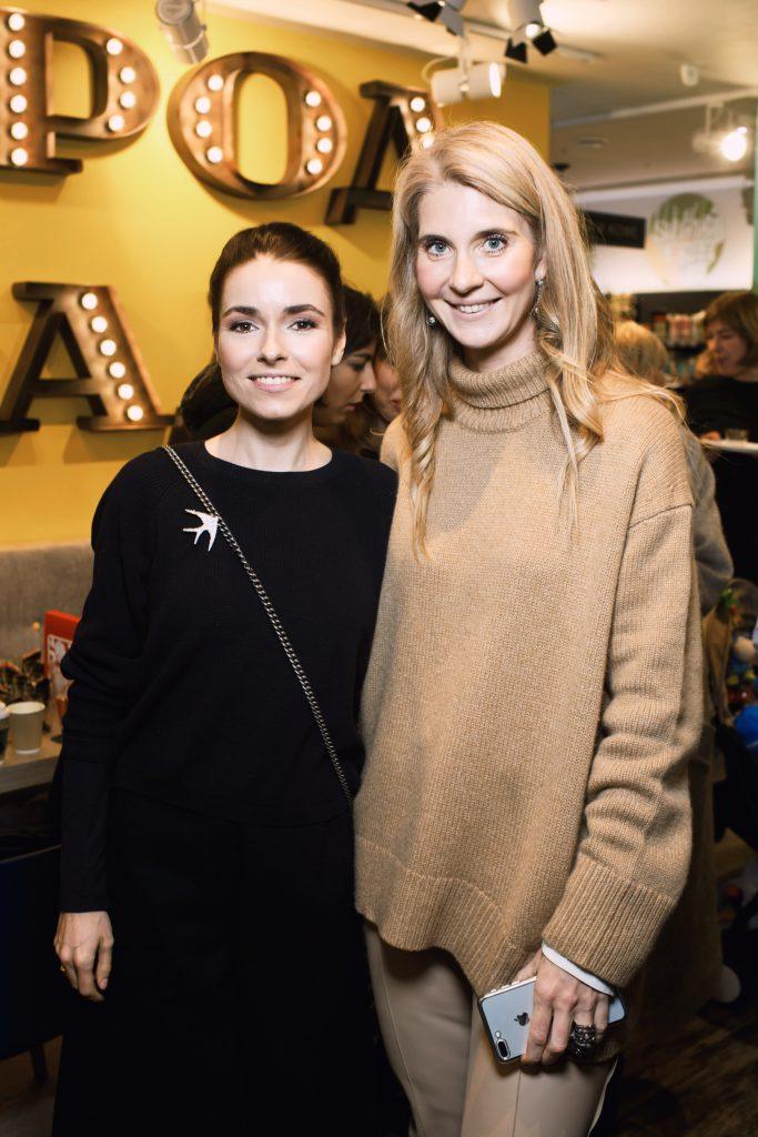 Ирена Понарошку и Дарья Лисиченко