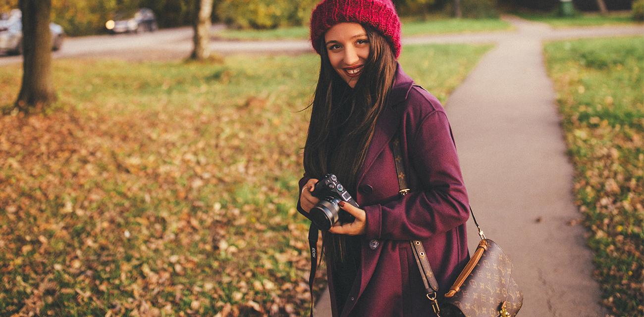 Девушка недели: фотограф Катя Ратундалова