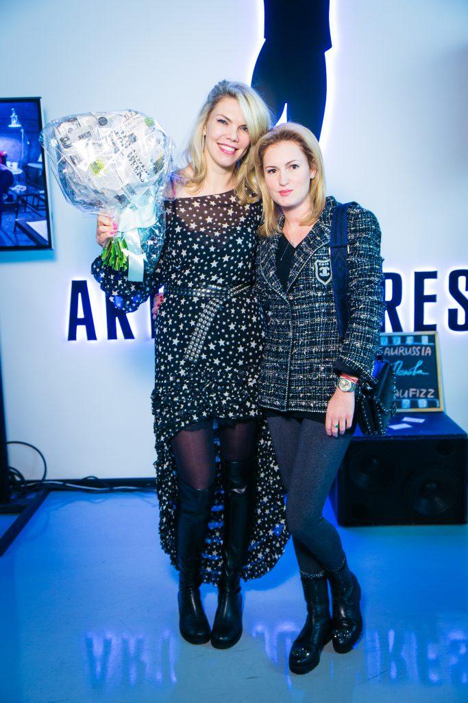 Елена Нелидова и Рената Пиотровски