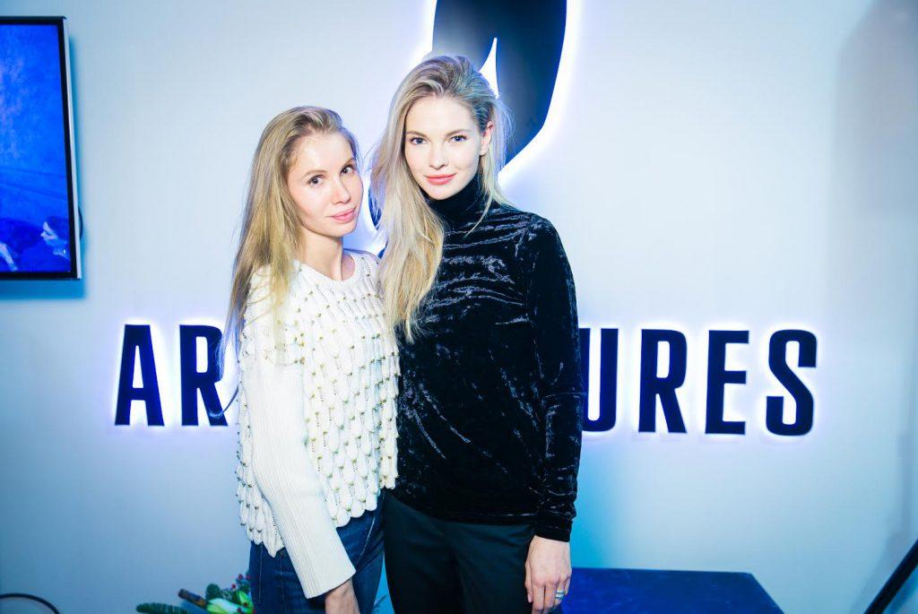 Дарья Овечкина и Наталья Бардо