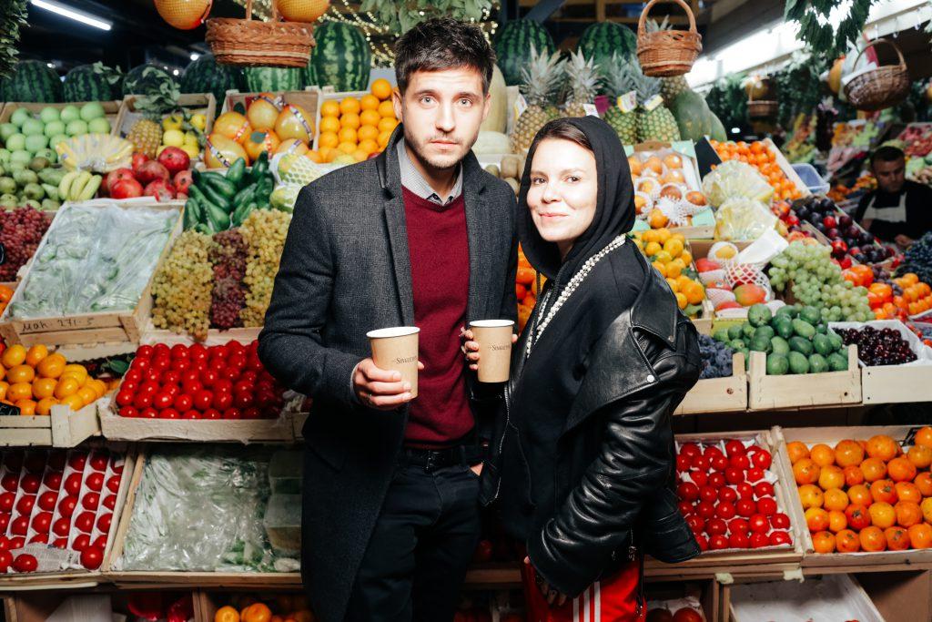 Дмитрий Викулин и Наталья Туровникова