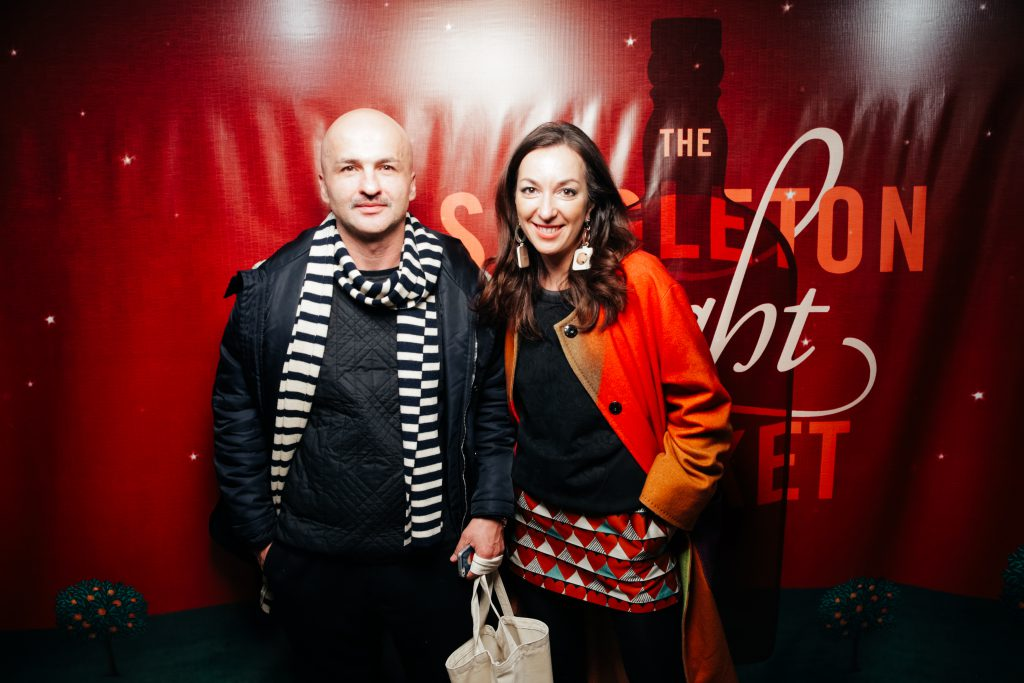 Анзор Канкулов и Мария Лобанова
