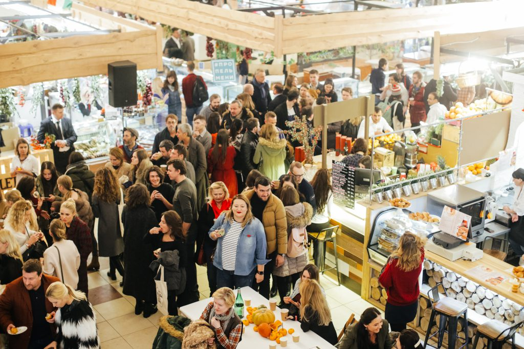 Рынок The Singleton Night Market