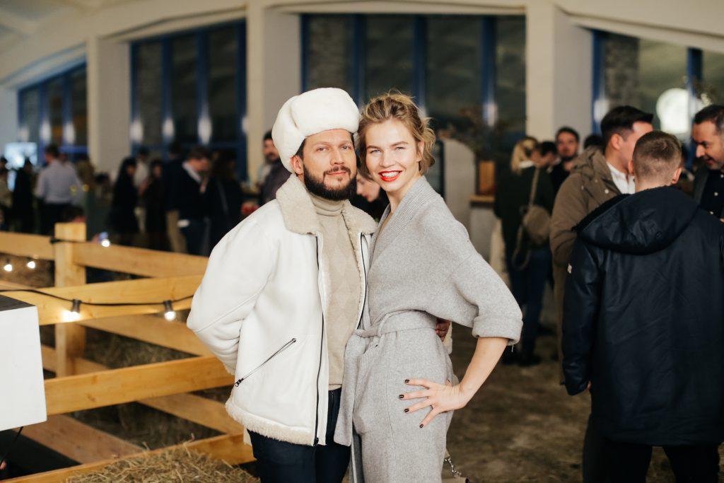 Петр Аксенов и Ксения Тараканова