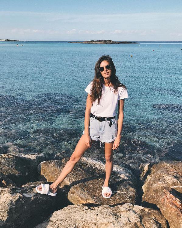 Даша Малыгина улетела на Кипр