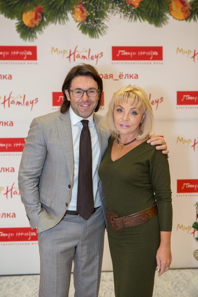 Андрей Малахов и Екатерина Диброва