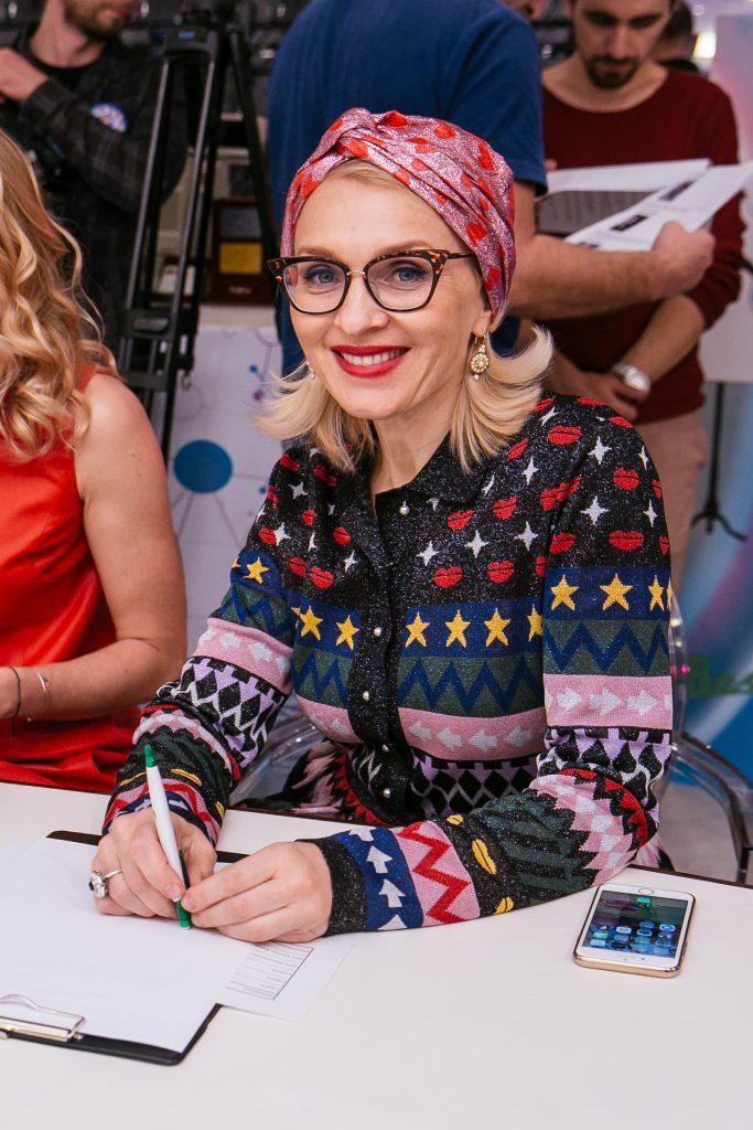 Екатерина Моисеева на Vesna Fashion Battle