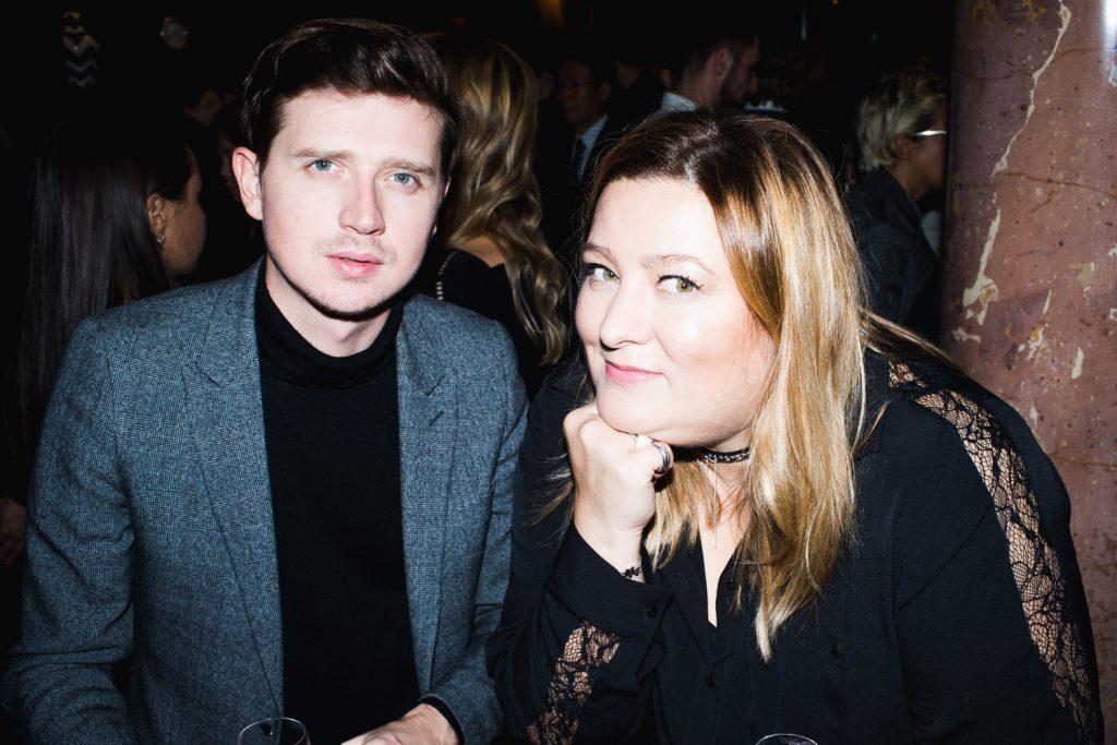 Денис Катаев и Маша Федорова