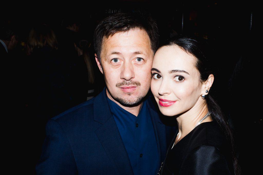 Константин Селиневич и Диана Вишнева