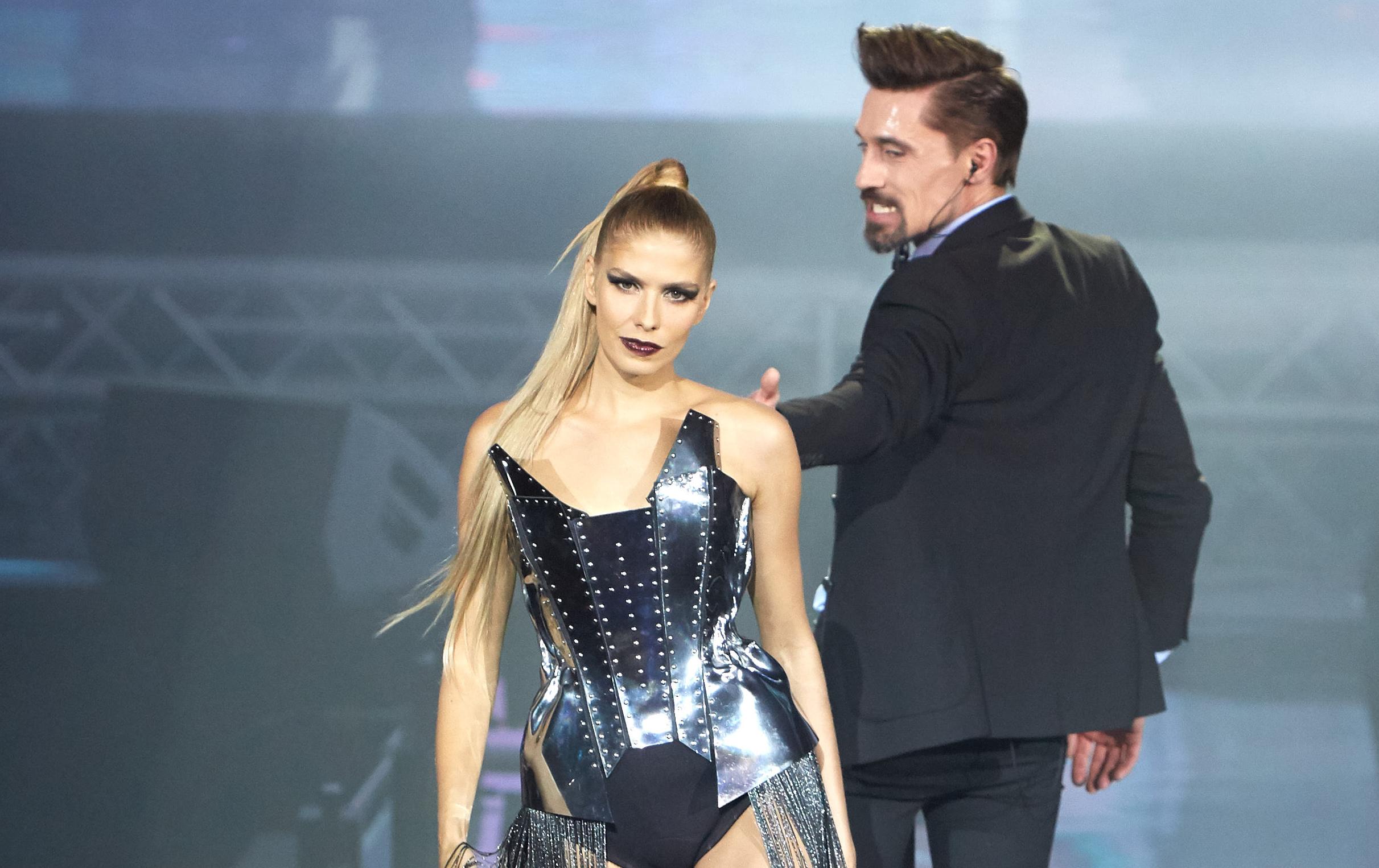 Елена Перминова и Дмитрий Билан