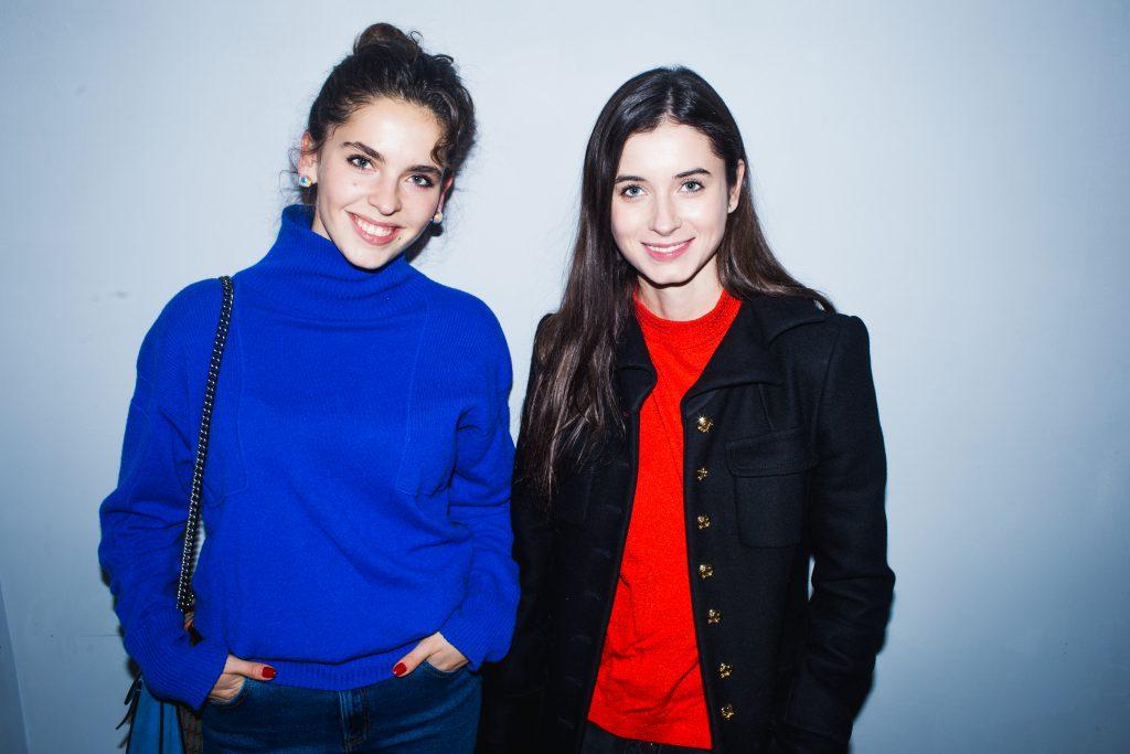 Елизавета Моряк и Марина Ахметзянова