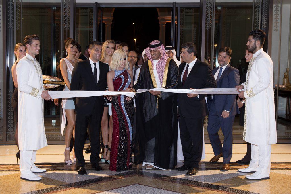 Торжественное открытие Palazzo Versace Hotel & Resort