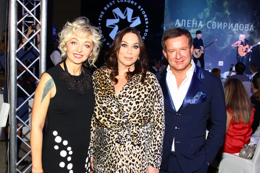 Елена Бугранова, Алла Вербер и Олег Климов