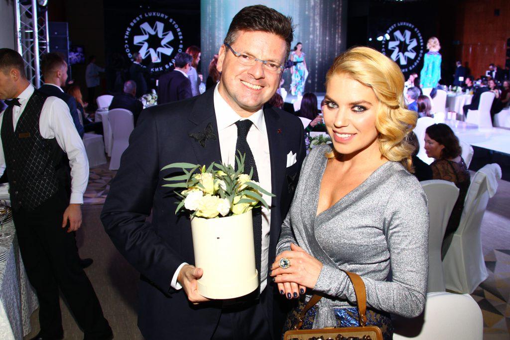 Константин Андрикопулос и Липа Тетерич