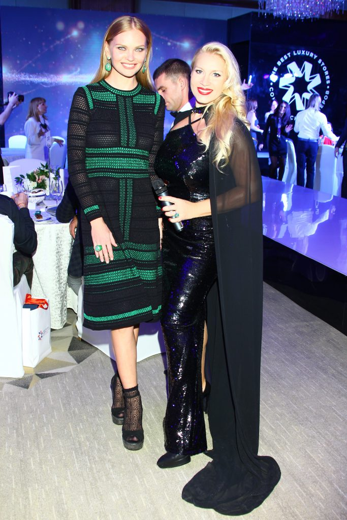 Елена Кулецкая и Екатерина Одинцова
